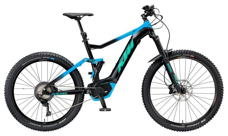 KTM - Macina Kapoho 2974 E-Bike 27,5