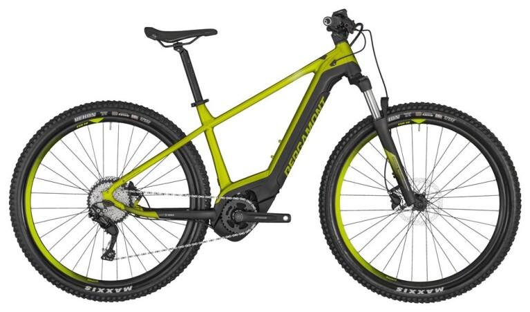 Bergamont - E-Revox Sport Lime