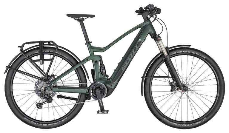 Scott - Axis eRide Evo wakame green/black/spectrum green