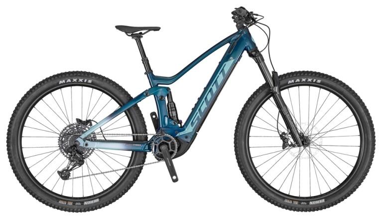 Scott - Contessa Strike eRide 920 petrol/stream blue