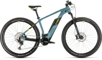 Cube - Cube Reaction Hybrid Race 500 blue´n´green 2020