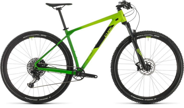 Cube - Reaction Race green n black