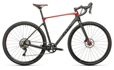Cube - Cube Nuroad C:62 Pro carbon n red