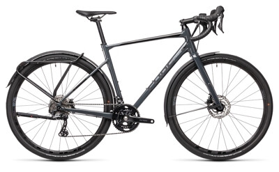 Cube - Nuroad Race FE grey´n´black
