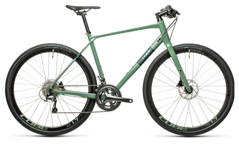 Cube - SL Road Pro Road greygreen ngreen