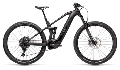 Cube - Stereo H 140 HPC Race black´n´grey