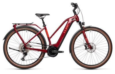 Cube - Touring H EXC 625 Trapez red´n´grey