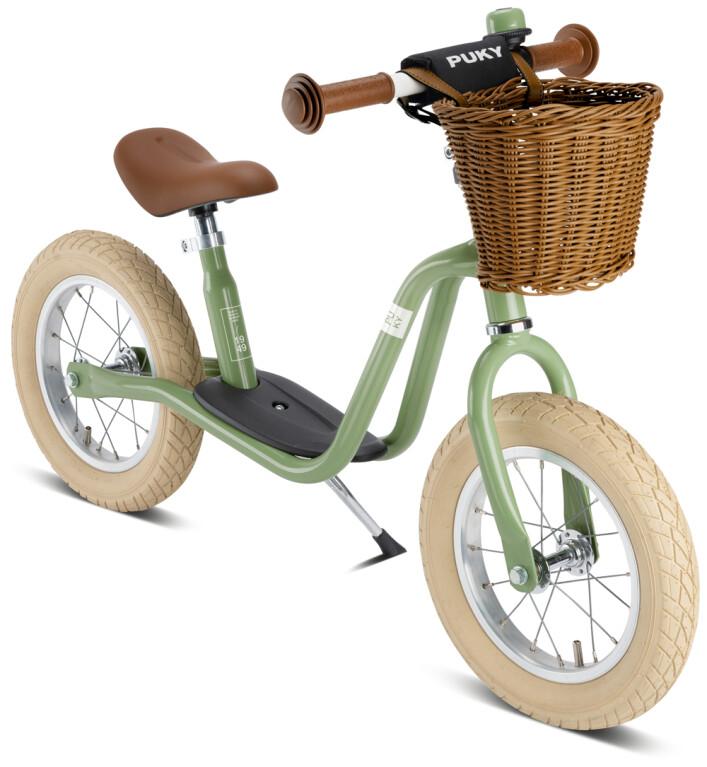 Puky - Laufrad LR XL classic retro grün