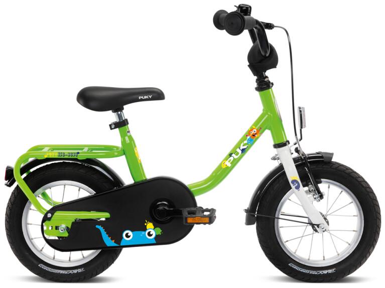 Puky - Kinderrad STEEL 12  kiwi/weiß
