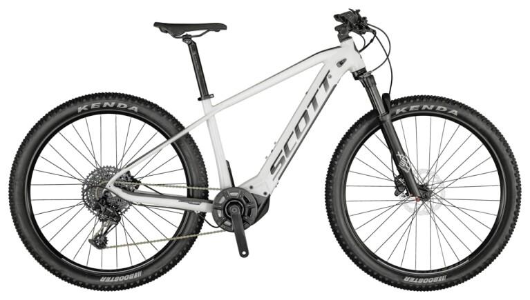 Scott - Aspect eRIDE 910 gloss white/silver
