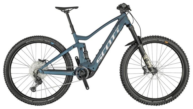 Scott - Scott Genius eRIDE 920 juniper blue/black