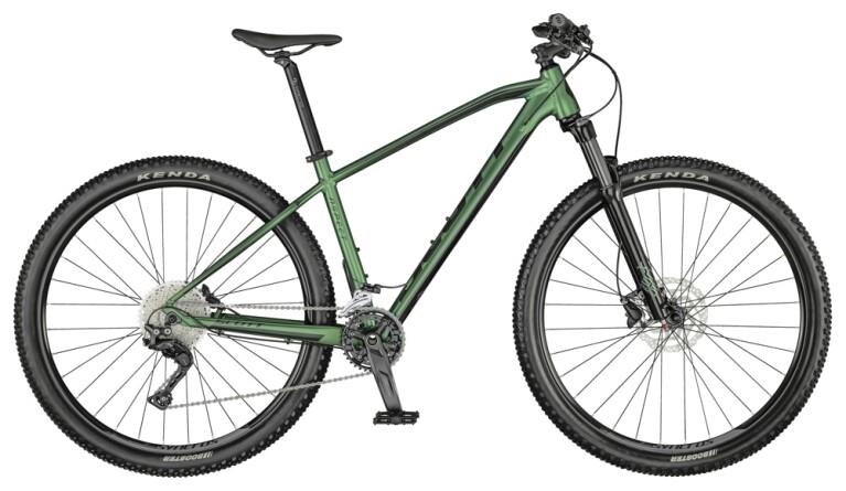 Scott - Scott  Aspect 920 dazzle green/black