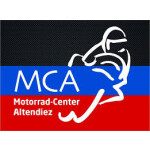 MCA GmbH Motorrad Center Altendiez Bökelmannstr. 2 65624 Altendiez Logo