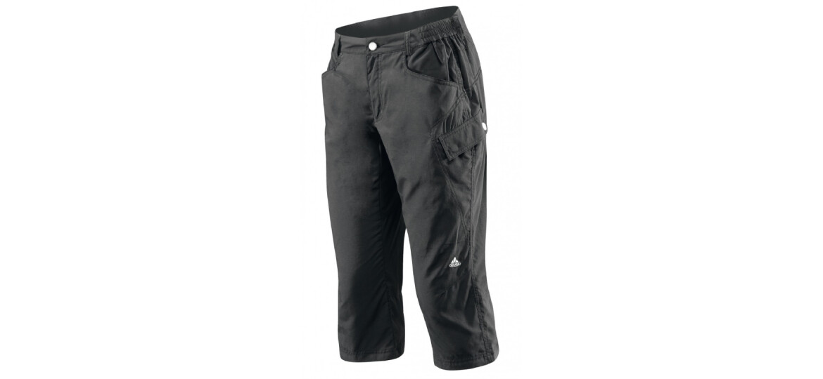 VAUDE Womens Lakeside 3/4 Pant