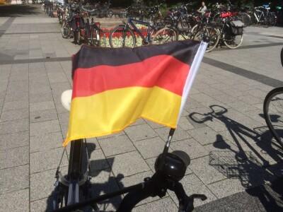 Deutschland-Fahne
