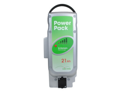E-Bike Vision Power Pack Akku 26V 21AH 546 WH