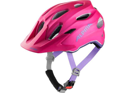 Alpina Carapax Jr. Flash deeprose-violet