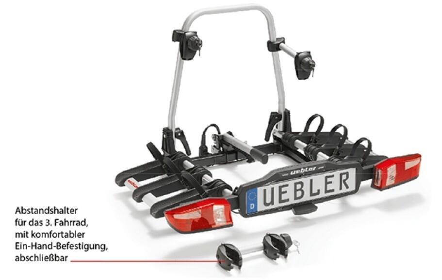 Uebler X31-S Fahrrad-Kupplungsträger !am Lager!
