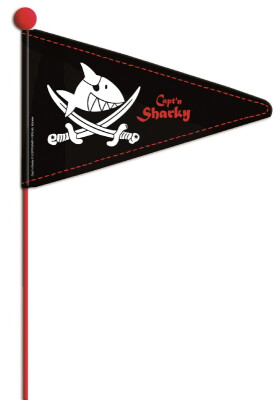 - Captn Sharky Wimpel