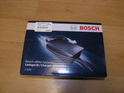 Bosch Ladegerät Classic Plus bis2013