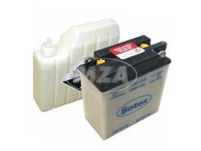 Simson SOTEX-Batterie - 6N11A-1B - 6V