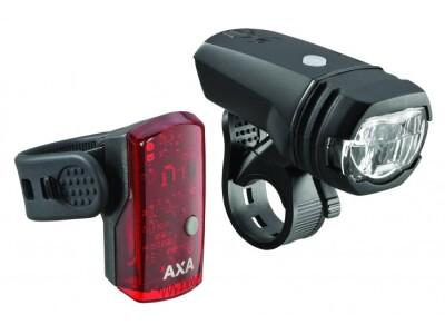 AXA Batterie-Beleuchtungsset