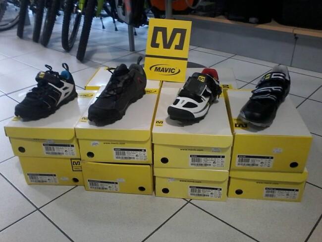Mavic -Schuhe Abverkauf!
