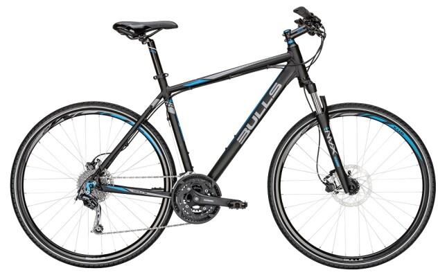 Bulls - Cross Bike 2 Herren shwarz-matt/blau
