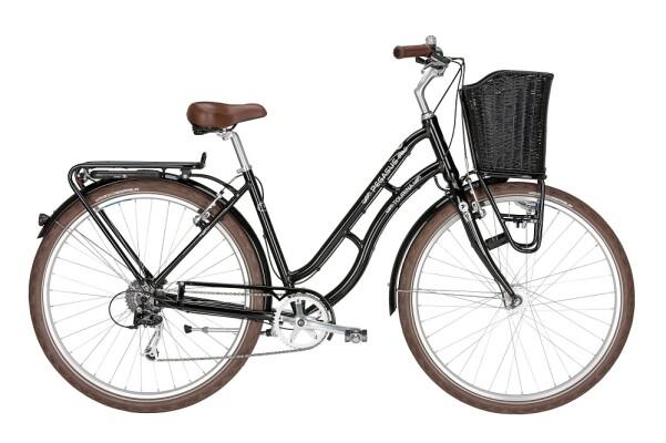 Pegasus - Tourina 8 schwarz Retro Fahrrad