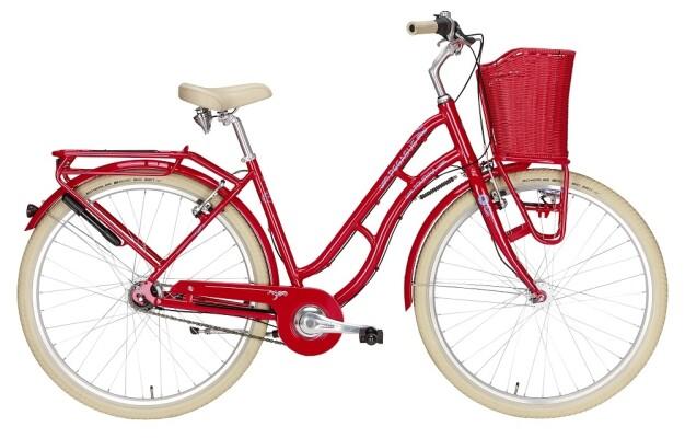 Pegasus - Tourina rot Retro Fahrrad