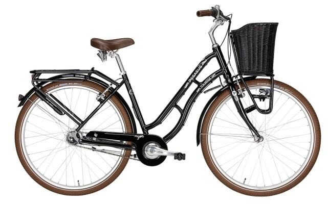Pegasus - Tourina schwarz Retro Fahrrad