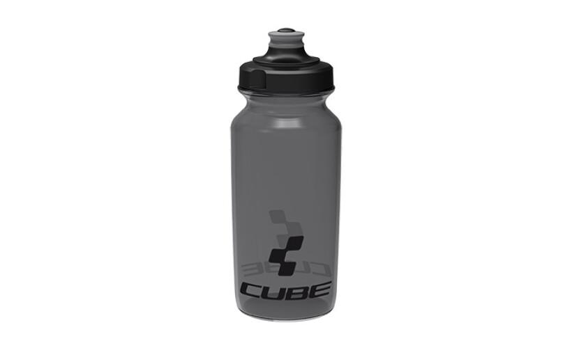Cube Trinkflasche 0,5 Icon schwarz