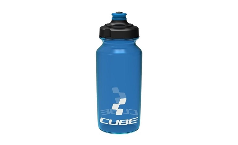 Cube Trinkflasche 0,5 Icon blau