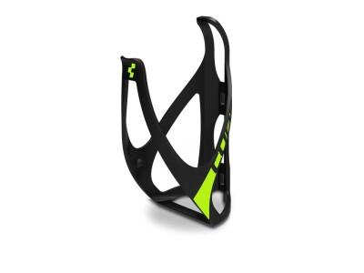 Cube Cube Flaschenhalter HPP schwarz/grün/matt