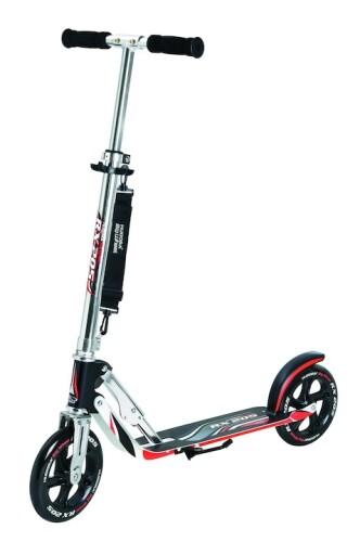 Hudora Scooter Big Wheel RX 205 Alu schwarz/rot