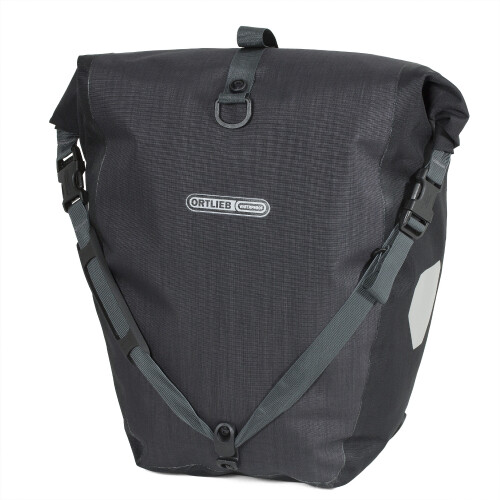 Ortlieb Back-Roller Plus granit-schwarz