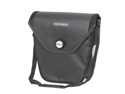 Ortlieb Velo Shopper schiefer/black
