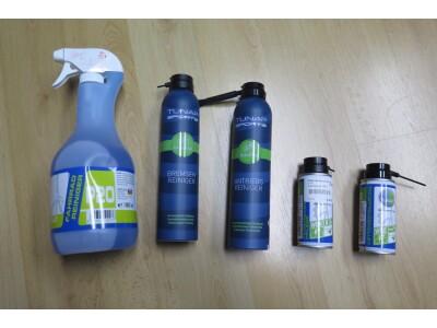 Tunap Reinigungs- und Pflegeset