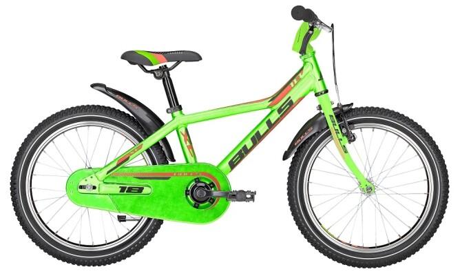 Bulls - Tokke Lite 18 Zoll neon green matt