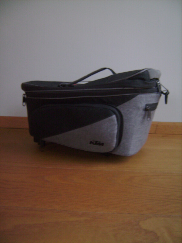 KTM Carrier Tour Trunk Bag Plus