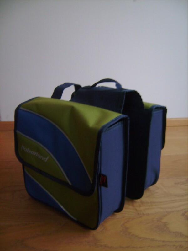 HaberlandGepäckträger-Doppeltaschen Kim S