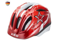 Meggy Kinderhelm Red Stars