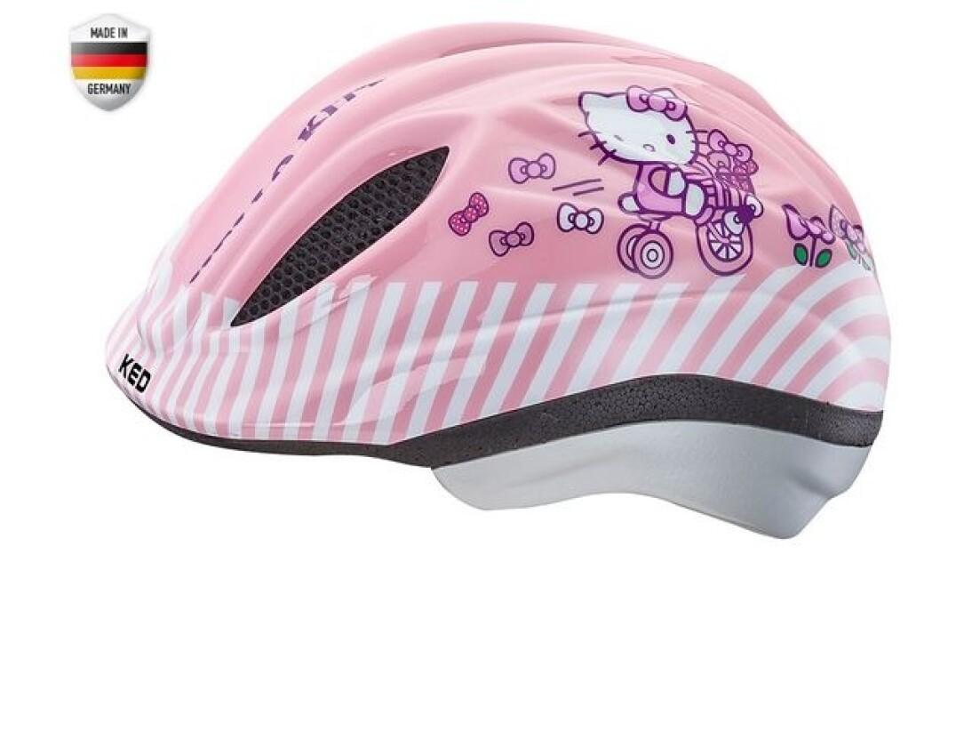 KED Meggy Kinderhelm Hello Kitty !