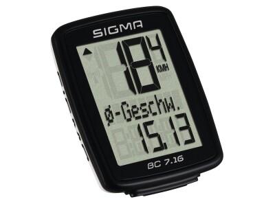Sigma Fahrradcomputer BC7.16
