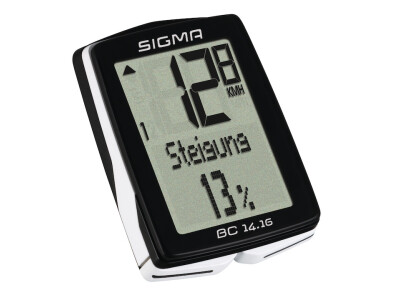 Sigma Fahrradcomputer BC14.16 STS CAD