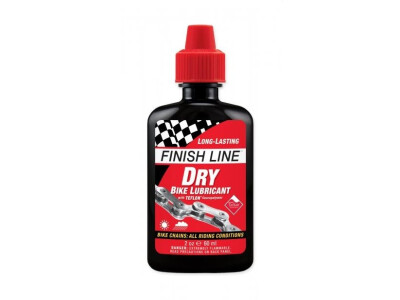 Finish Line Teflon Schmiermittel Dry Lube