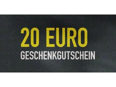 Fahrrad Grund 20€ Geschenkgutschein