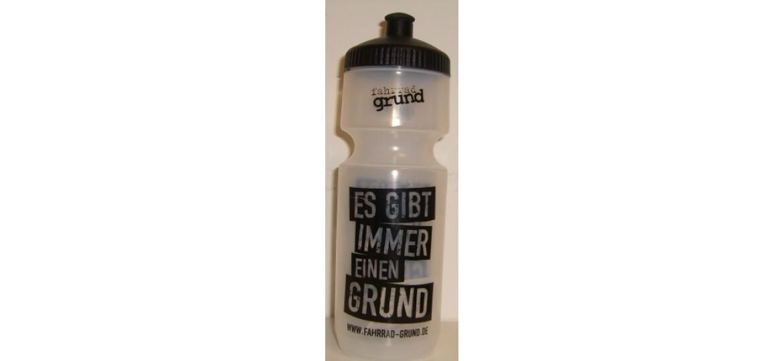 Fahrrad Grund 0,75 Liter Trinkflasche