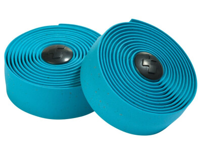 Cube Lenkerband Cork Blau