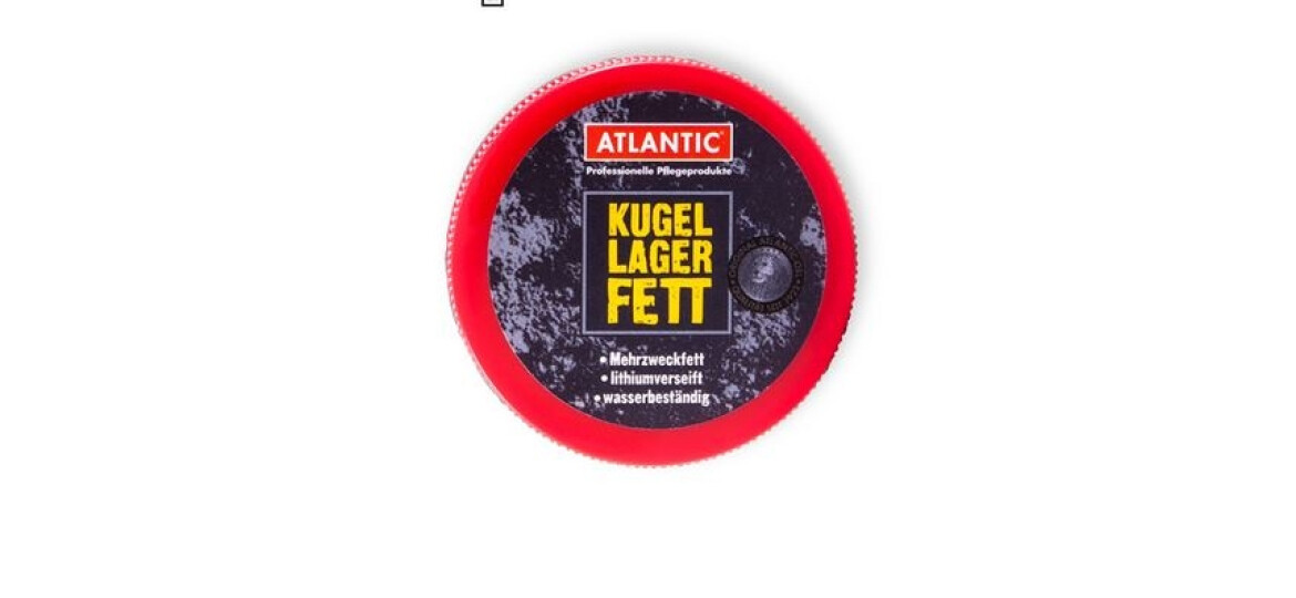 Atlantic Kugellagerfett